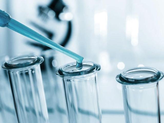 Test Cristallizzazione espressiva dell'acqua